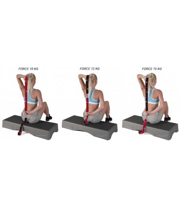 Elastiband 3 strengths bulk