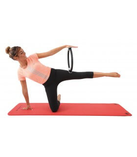 Anneau Pilates gris vrac