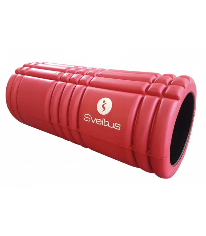 Rouleau de massage soft rouge