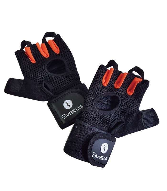 Weight lifting glove size L x2