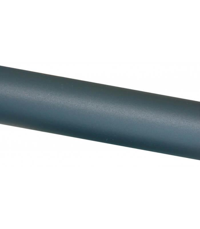 Barre acier lestée 1,2m 6 kg
