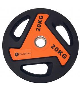 Disque olympique - 20 kg