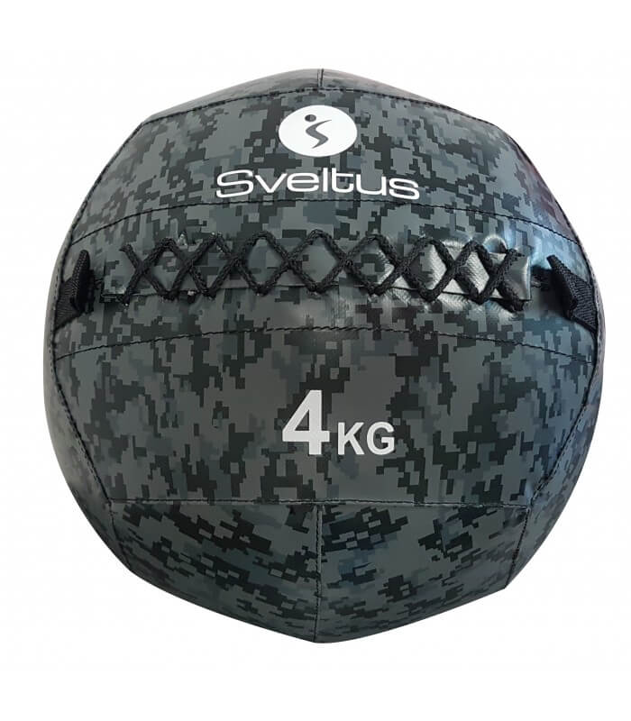 Camouflage wall ball 4 kg