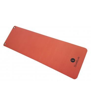 Tapis mousse HD rouge L180 cm