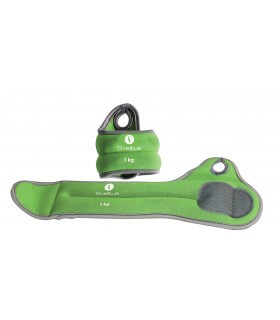 Wrist weight 1 kg (by pair)