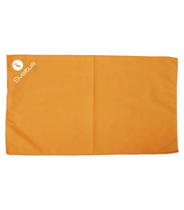 Serviette microfibre orange 130x80 cm x1