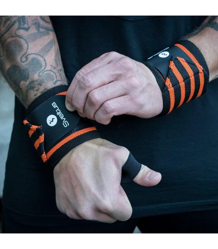 Protège-poignets réglables
