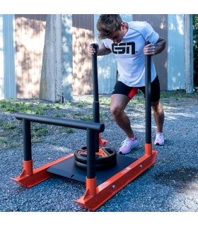 Power speed sled
