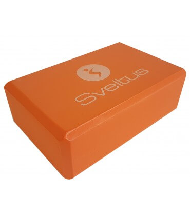 Yoga brick - Orange