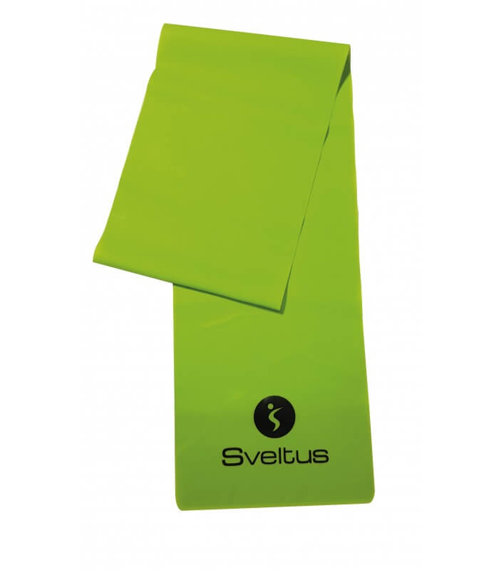 Latex band green 1.20m medium box