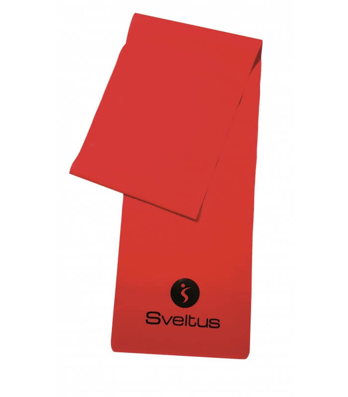 Latex band red 1.20m strong box