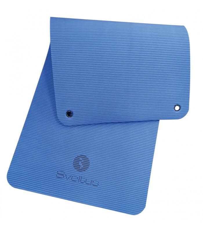 Tapis confort bleu 140x60 cm
