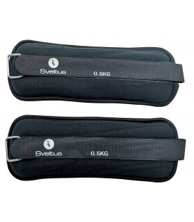 Neoprene weighted cuff 500 g x2