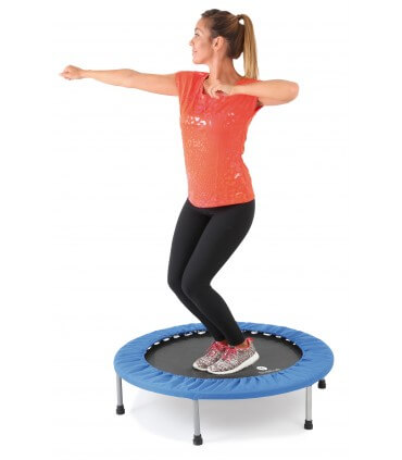 Pied + tampon pour trampoline 3603 x6