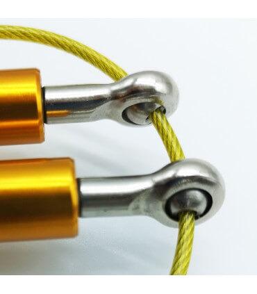 Corde à sauter aluminium