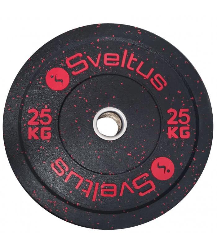 Disque bumper 25 kg x1