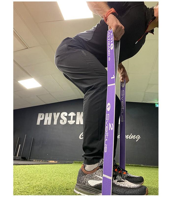 Multi Elastiband purple 15 kg bulk