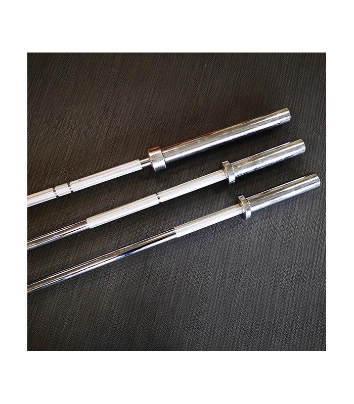 Training bar 175 cm + 2 spring collars
