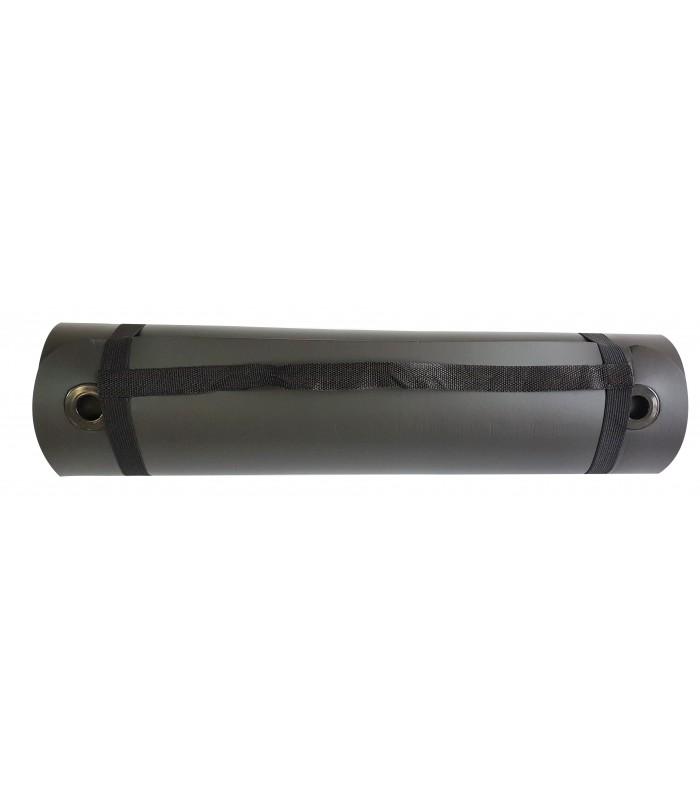 Tapis training noir 140x60 cm