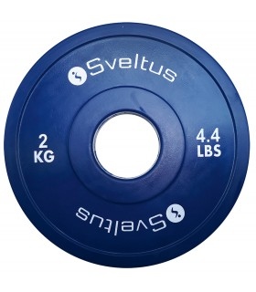 Mini olympic disc 2 kg x1