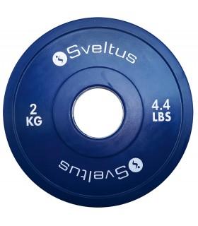 Mini olympic disc 2 kg x1