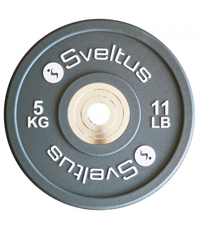Disque olympique compétition 5 kg x1