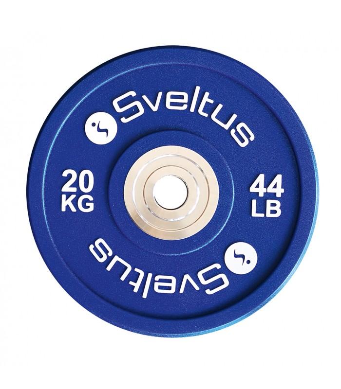 Disque olympique compétition 20 kg x1