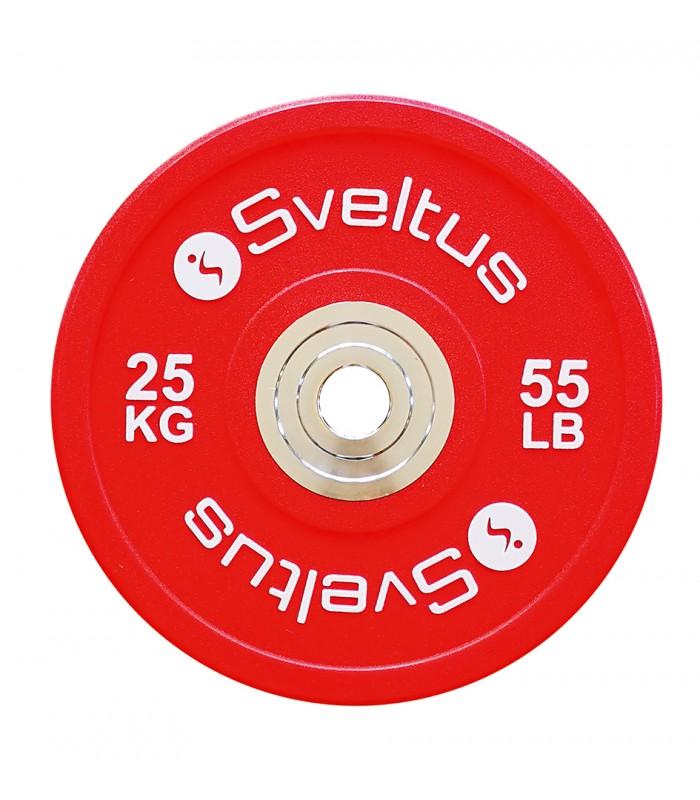 Disque olympique compétition 25 kg x1