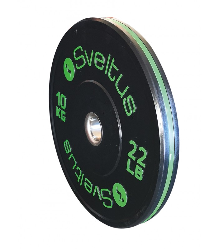 Disque olympique training 10 kg x1