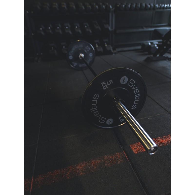 Disque olympique training 5 kg x1