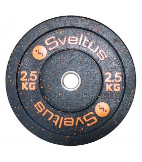 Olympic bumper plate 2.5 kg x1