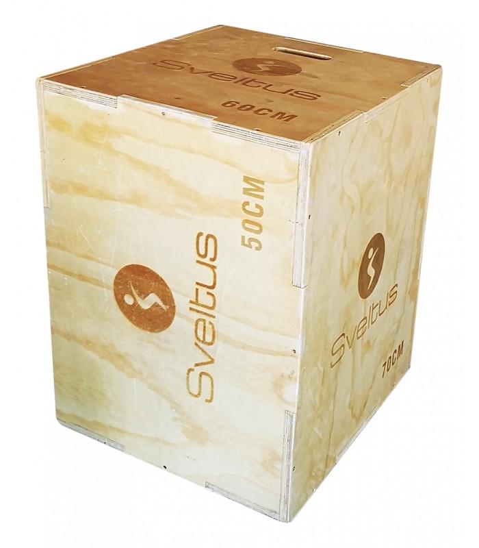 Wood plyobox