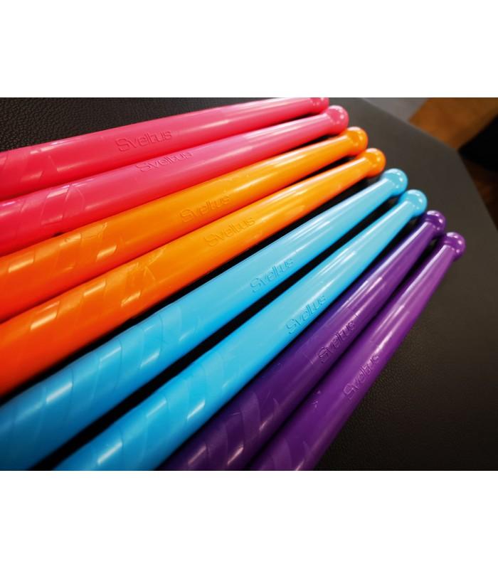 Fit stick purple x2