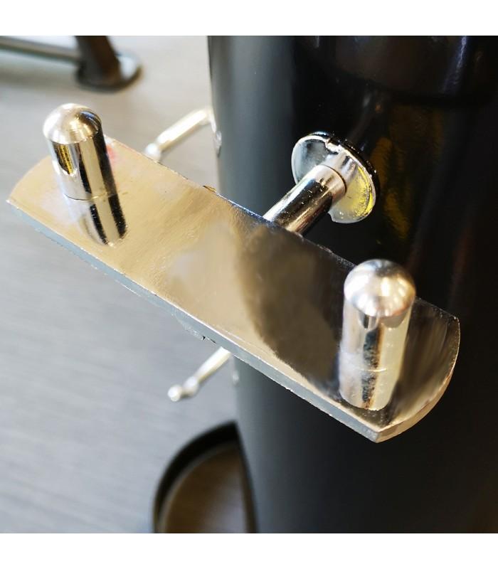 Accessories storage rack