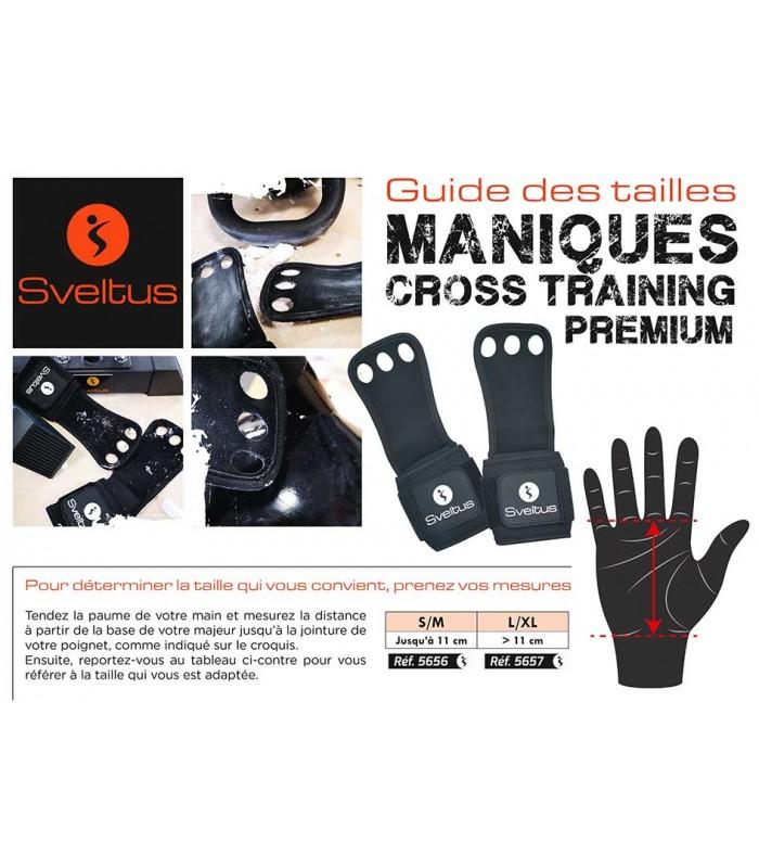 Manique cross training premium S/M x2