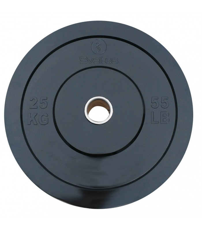 Olympic rubber disc 25 kg x1