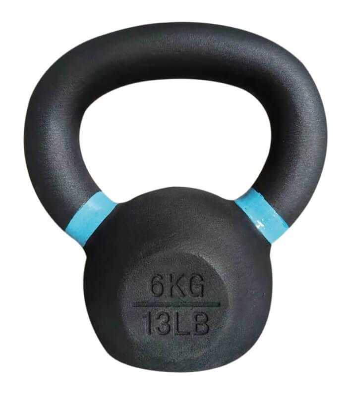 Kettlebell training 6 kg