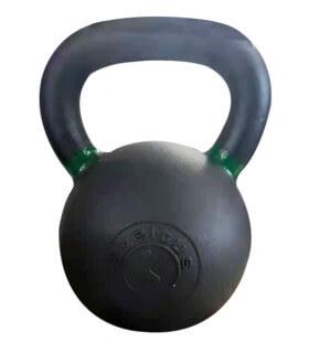 Kettlebell training 24 kg